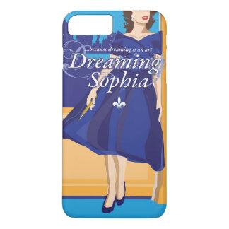 Träumen von Sophia iphone Fall iPhone 8 Plus/7 Plus Hülle