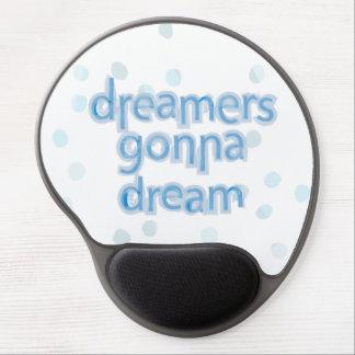 Träumer, die gehen, Mousepad zu träumen