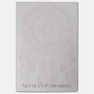 Träumer Dreamcatcher 4x6 Post-it Klebezettel