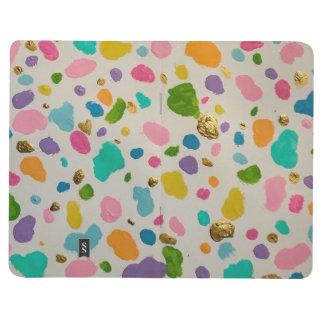 Träumerischer Dalmatiner Taschennotizbuch