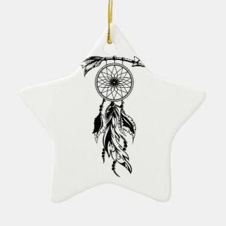 Traumfänger - grafische T - Shirt-T-Shirts Keramik Ornament