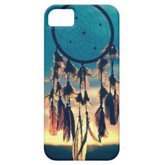 Traumfänger im Sonnenuntergang iphone 5/5s Fall iPhone 5 Schutzhülle
