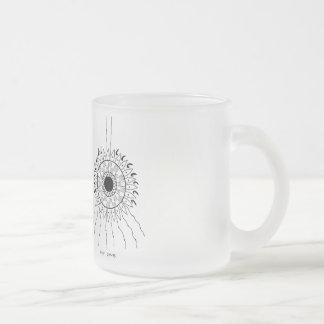 Traumfänger-Tasse Mattglastasse