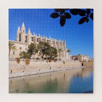 Traumhaft schön – die Inselhauptstadt Palma de Mal Puzzle