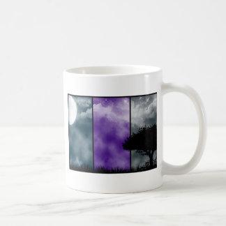 Traumland-Dämmerung Kaffeetasse