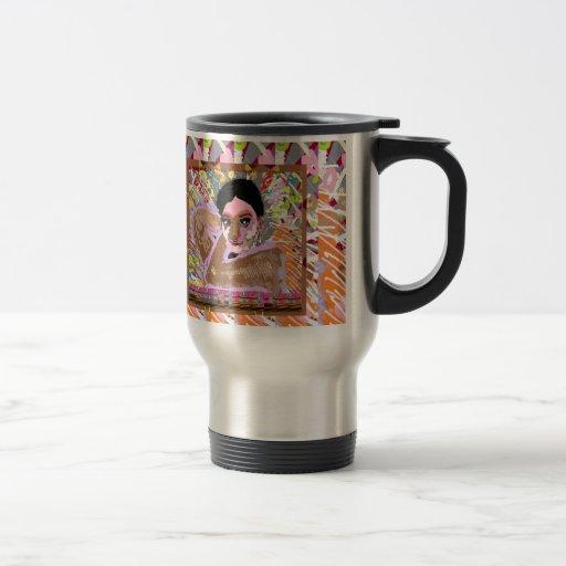 TRAUMmädchen:  Editable U kann ein Foto auf die OB Kaffeetasse