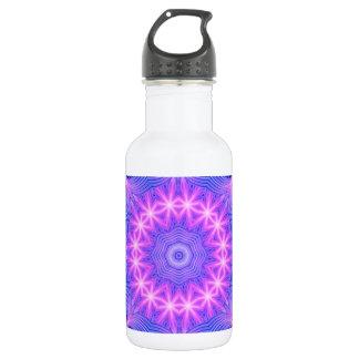 Traumstern-Mandala Trinkflasche