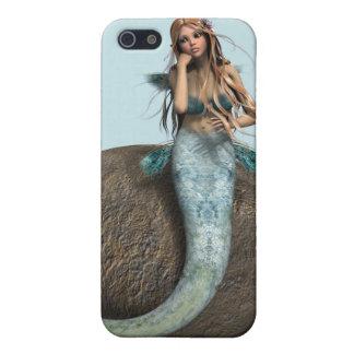 Traurige Meerjungfrau iPhone 5 Etui