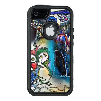 Traurige Meerjungfrau OtterBox iPhone 5/5s/SE Hülle