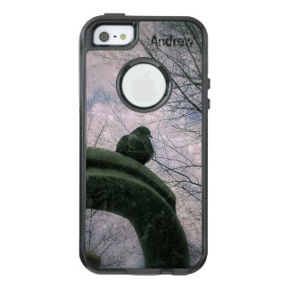 Traurige Taube OtterBox iPhone 5/5s/SE Hülle