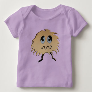 trauriges Monster Baby T-Shirt
