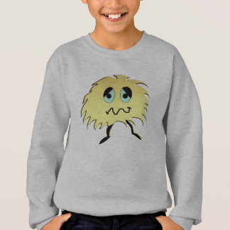 trauriges Monster Sweatshirt