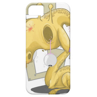 Trauriges Tier iPhone 5 Case