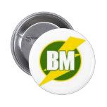 Trauzeuge B/M Runder Button 5,7 Cm