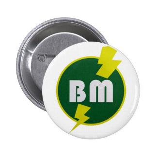 Trauzeuge-Knopf Runder Button 5,7 Cm