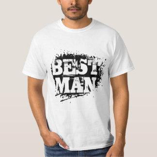 Trauzeuget-shirt für Junggeselle-Party T-Shirt