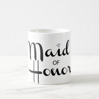 Trauzeugin-Retro Skript Kaffeetasse