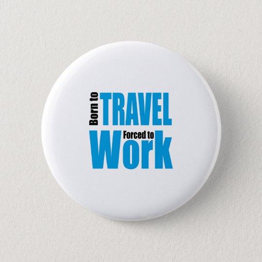 travel runder button 5,1 cm