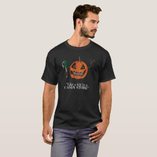 Treaters - der T - Shirt der Kürbislaternemänner