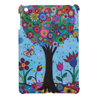 TREE_ALBERO DELLA EYAHS VITA iPad MINI HÜLLE