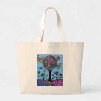 TREE_ALBERO DELLA EYAHS VITA JUMBO STOFFBEUTEL