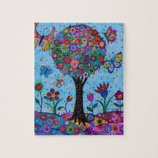 TREE_ALBERO DELLA EYAHS VITA PUZZLE