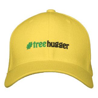 #treehugger #hashtag TreeHugger Hashtag Bestickte Kappe