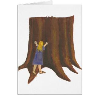 Treehugger Karte