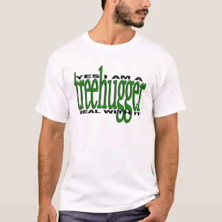 Treehugger Stolz T-Shirt