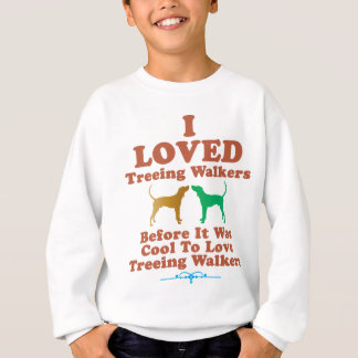 Treeing WandererCoonhound Sweatshirt