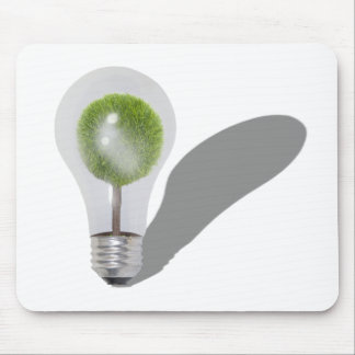 TreeLightbulb062210shadows Mousepad