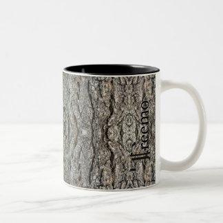 Treemo Gang-stille Stärken-Camouflage-Muster-Tasse Zweifarbige Tasse