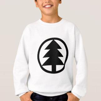 Treemore Logo (Schwarzes) Sweatshirt