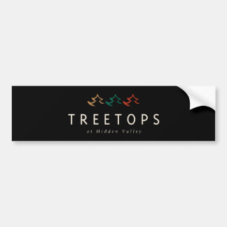 TreeTops Autoaufkleber