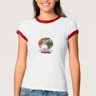 Treffen-oben das PHX der Frauen T-Shirt