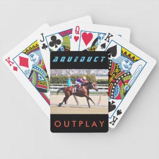 Treffen Sie über Bicycle Spielkarten
