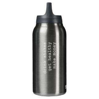 Treiben Sie Getränk-Erschütterungs-heiße kaltes Isolierte Flasche