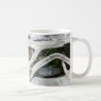 Treibholz-Tasse Kaffeetasse