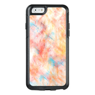 Trendy abstrakter Tapeten-Entwurf OtterBox iPhone 6/6s Hülle
