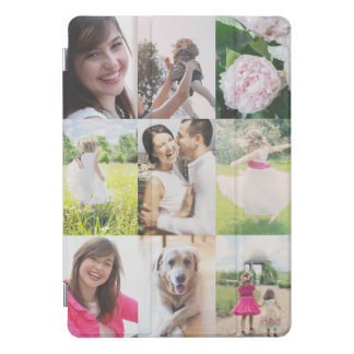 Trendy Foto-Collage iPad Pro Cover