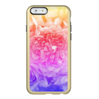 Trendy gelbe, rosa, lila Rose Incipio Feather® Shine iPhone 6 Hülle