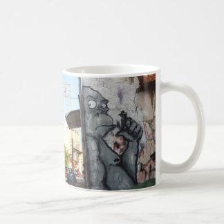 Trendy Gorilla-Kaffee-Tasse Kaffeetasse