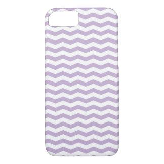 Trendy Lavendel Zickzack iPhone Fall iPhone 8/7 Hülle
