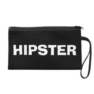 trendy Schwarzweiss-Hipster