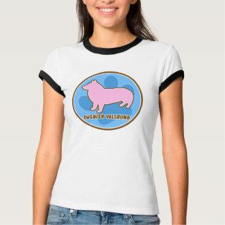 Trendy Schwede Vallhund T - Shirt