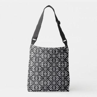 Trendy verzierte Tasche