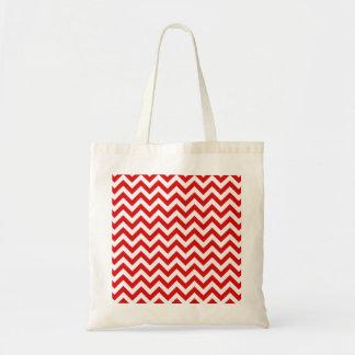 Trendy Zickzack Taschen-Tasche