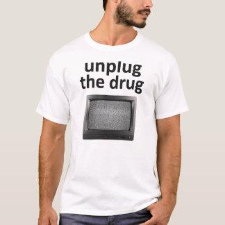 Trennen Sie die Droge T-Shirt