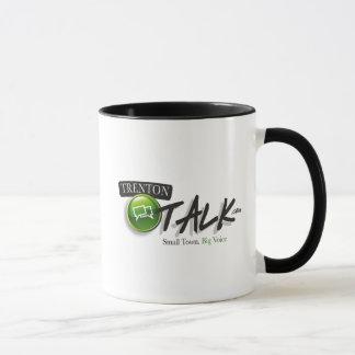 Trenton-Gesprächs-Tasse Tasse