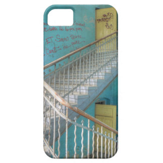 Treppe 01,0, verlorene Plätze, Beelitz iPhone 5 Hülle